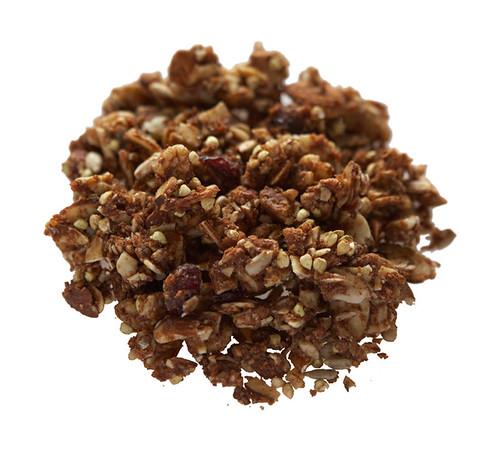 vegan glutenfree cranberrygranola rawfoodsnacks hailmerry