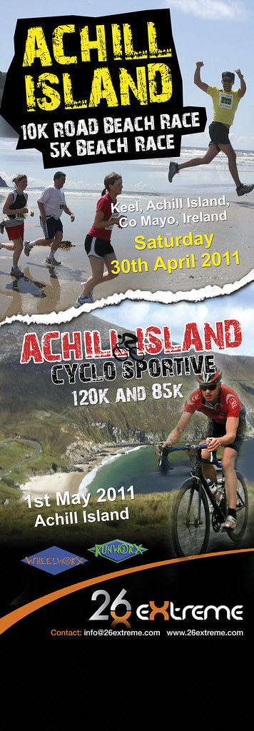 Achill 10k and Cyclo-sportive