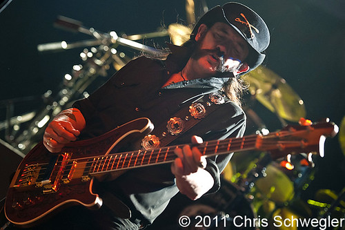Motorhead - 02-23-11 - Royal Oak Music Theatre, Royal Oak, MI