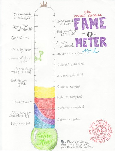 Fame-o-Meter Mark 2 has failed