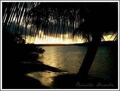 # Estreando minha nova FUJIFILM HS10 *-* - (EXPLORER) (Priscila Duarte | Fotografia) Tags: sunset sea brasil mar explorer prdosol pernambuco coqueiro mar nordeste explored igarassu novacruz prisciladuarte cidadesnordestinas portovasco