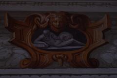 Dipinto, Castello del Catajo (Michi (Friuli)) Tags: muro photo italia foto arte mura turismo castello antico interessante lampione vecchio decorazione storico scultura fortezza veneto soffitto pittura dipinto postazione vedetta battagliaterme catajo