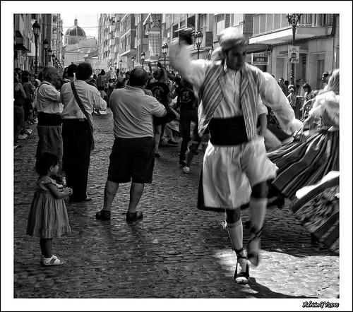 La xiqueta i el ballarí by ADRIANGV2009