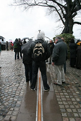 The Meridian Line itself - woo!