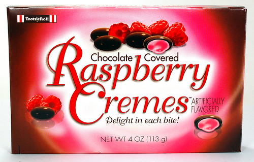Chocolate Covered Raspberry Cremes