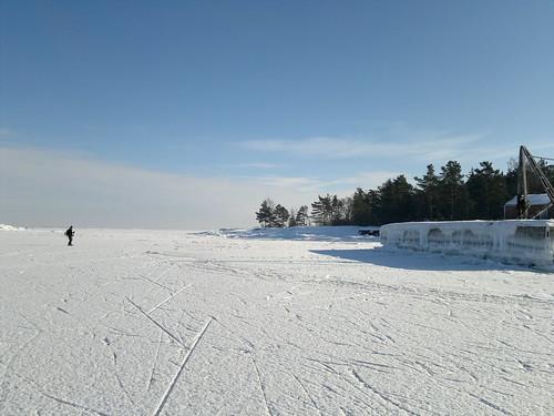 Rysäkari and back