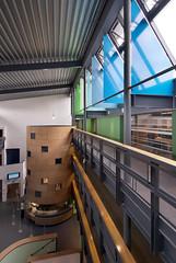 Atrium Roof Glazing