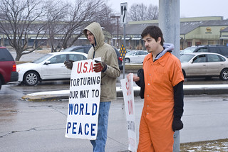 Anti-Torture Vigil - Week 38