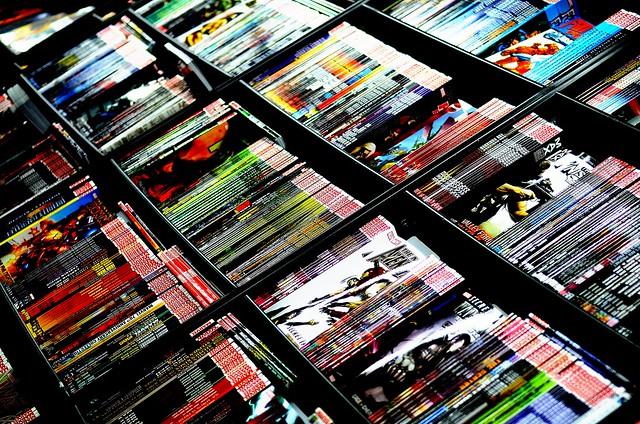 comics! comics! comics!