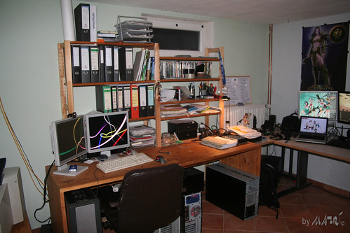 MAFRI's Office