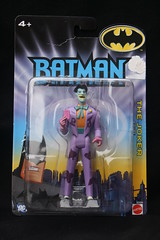 Bat-inventory- Batman 2003 Mattel Joker Figure