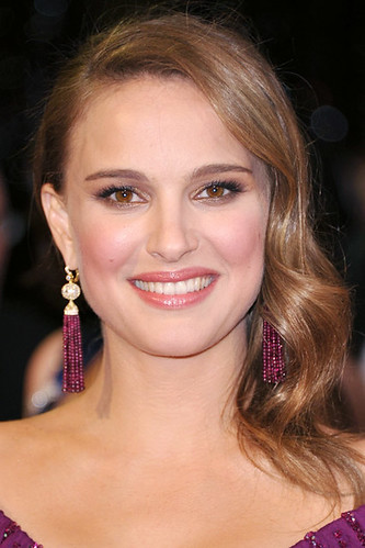 2011 Oscars Best Actress Natalie Portman Look by celebrity makeup artist