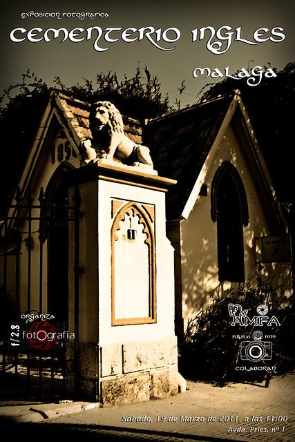 Exposición fotográfica: Cementerio Inglés de Málaga
