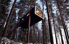 The Cabin / Treehotel (Skogsindustrierna) Tags: 2012 träpriset