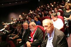 Jean-Claude Carrire au Champo par Florent Michel (festivalpariscinema) Tags: cinema paris festival jeanclaude carrire champo