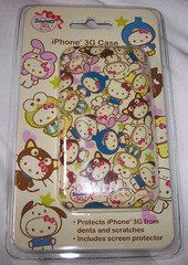 Sanrio 50th Anniversary Hello Kitty & Friends iphone cover