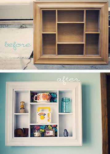 shelf restyle