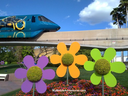 Flower Power Tronorail