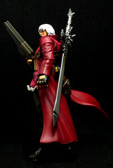 Dante (Jova Cheung) Tags: toys actionfigure dante devilmaycry revoltech dmc3