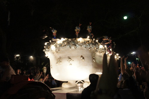 Muses Float
