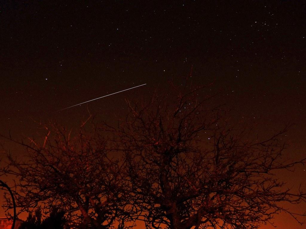 23936 - ISS over Pontarddulais