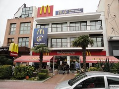 McDonald's Athens 9 Andrea Papandreou (Greece)