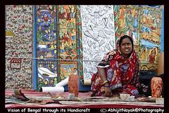 vision of Bengal Through its Handicraft (Abhijit Nayak-) Tags: handicraft kolkata bengal calcutta