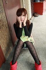 [フリー画像] 人物, 女性, アジア女性, 台湾人, 201105210900