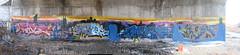 EMTE, FREK, PEKO & GTEK (Billy Danze.) Tags: chicago abandoned graffiti saw sb kym cmw vrs peko j4f emte frek gtek