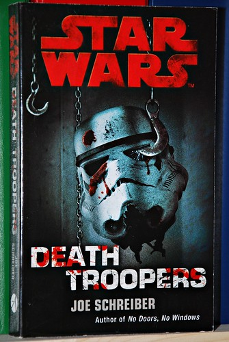 Current Star Wars read: Death Troopers