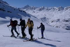 Skialpinistický výlet - plánujeme trasu