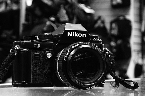Panasonic Lumix DMC-LX5 film grain black and white