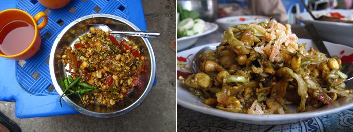 Lahpet Thohk Burmese Food