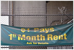 1st Month Rent