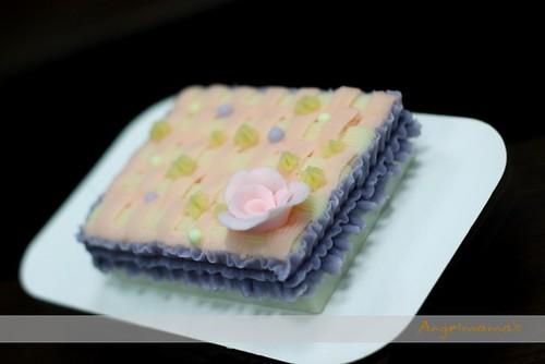 天使媽媽蛋糕皂教學台中 0025