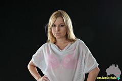 Juliana    Just Starting (peterymlee) Tags: portrait woman cute sexy pose model women models australian babe lingerie babes aussie d300 18sx