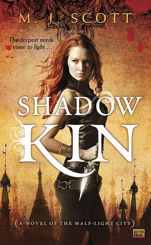 September 6th 2011 by Roc     Shadow Kin (The City #1) by M.J. Scott