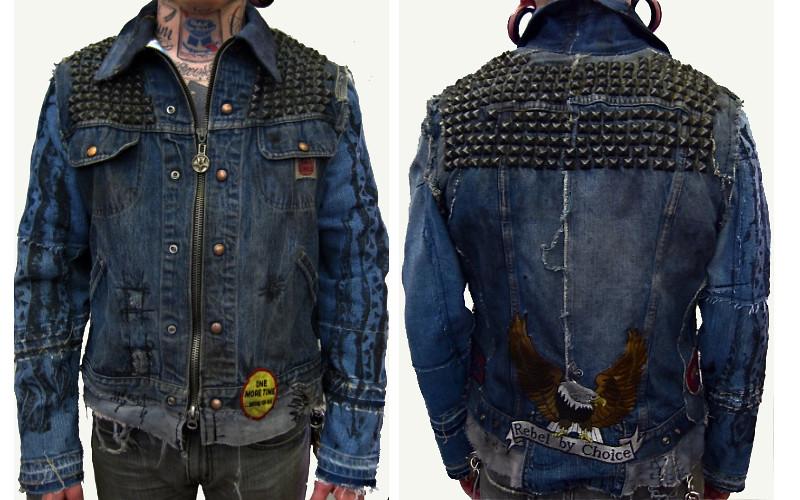 Junker Designs jacket 1