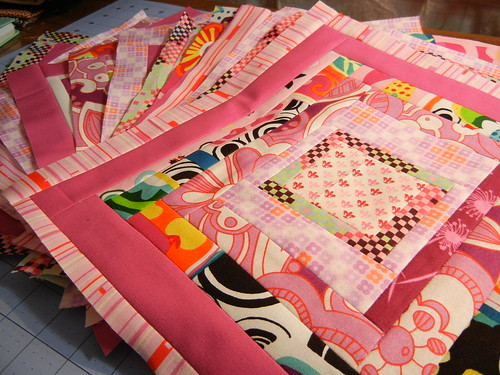 MHC quilt blocks - done!