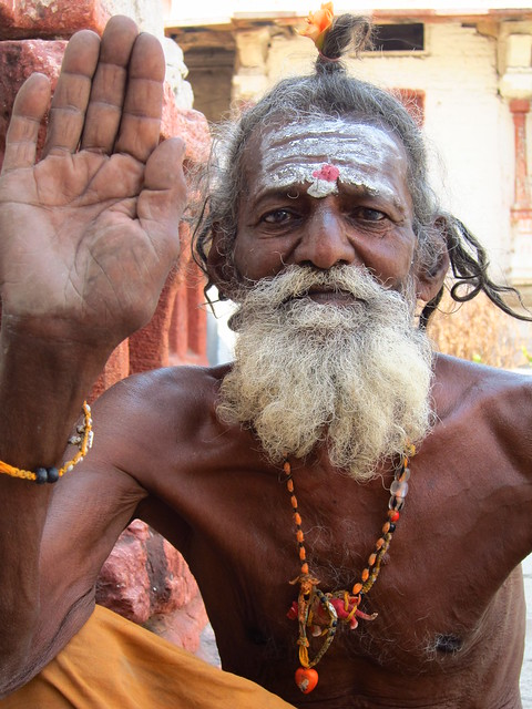 Awesome saddhu