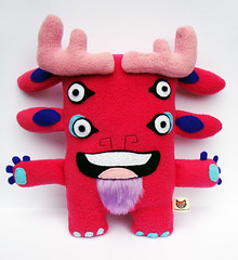 pete (Creaturekebab) Tags: bear cute monster toy pirates plush kawaii colourful polar creature creaturekebab