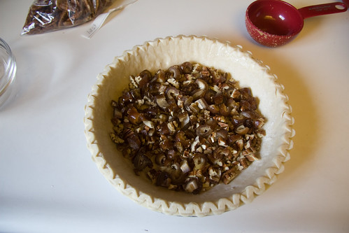 Dates and Pecans in the Shell