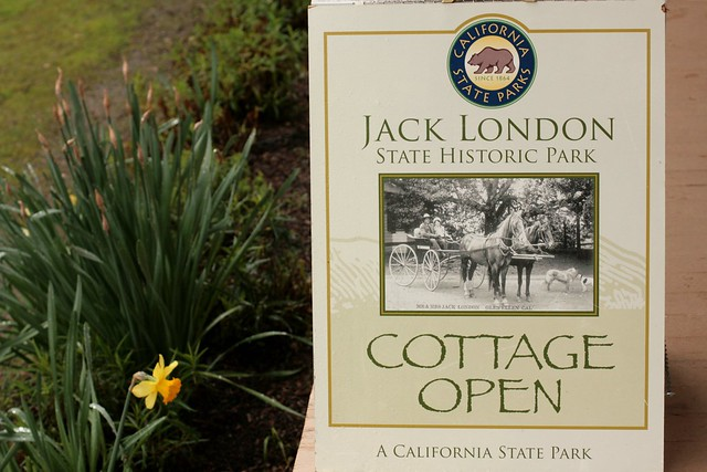 jack london's cottage
