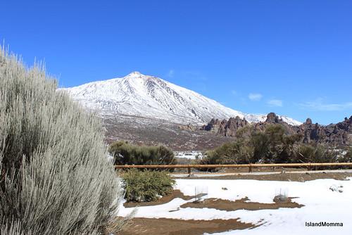 El Teide Nevado