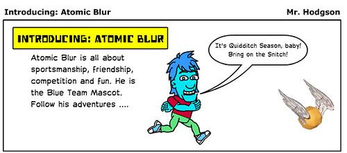 Atomic Blur
