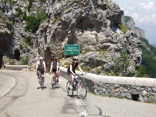 Cirque de Combe Laval in the Vercors. Photo: Velo Vercors