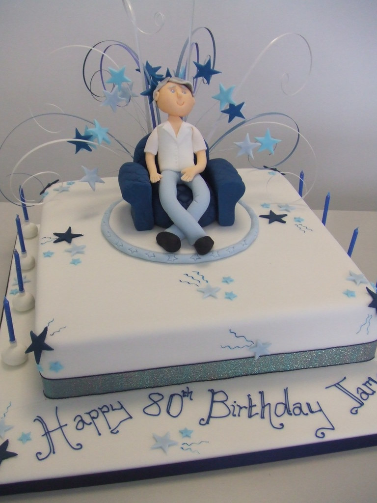 70th Male Birthday Cakes Gallery Birthday Cake With Candles