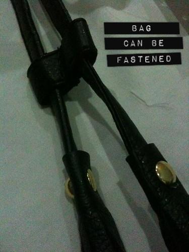 Drawstring fastener