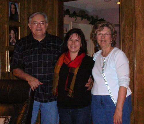 Erica & Parents