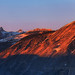 Alpenglow in the High Country